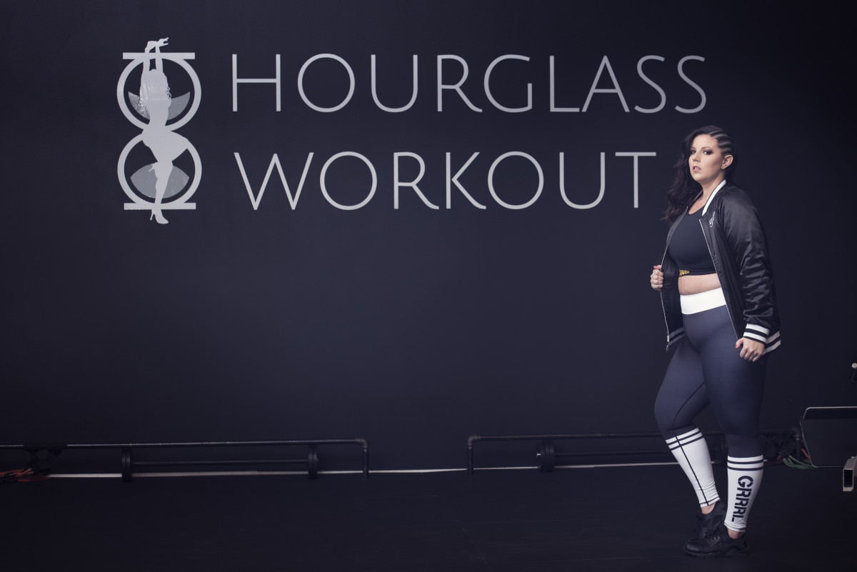 778bbd513a Fitness Friday – My Kick Ass Combo – Hourglass Workout and GRRRL Clothing