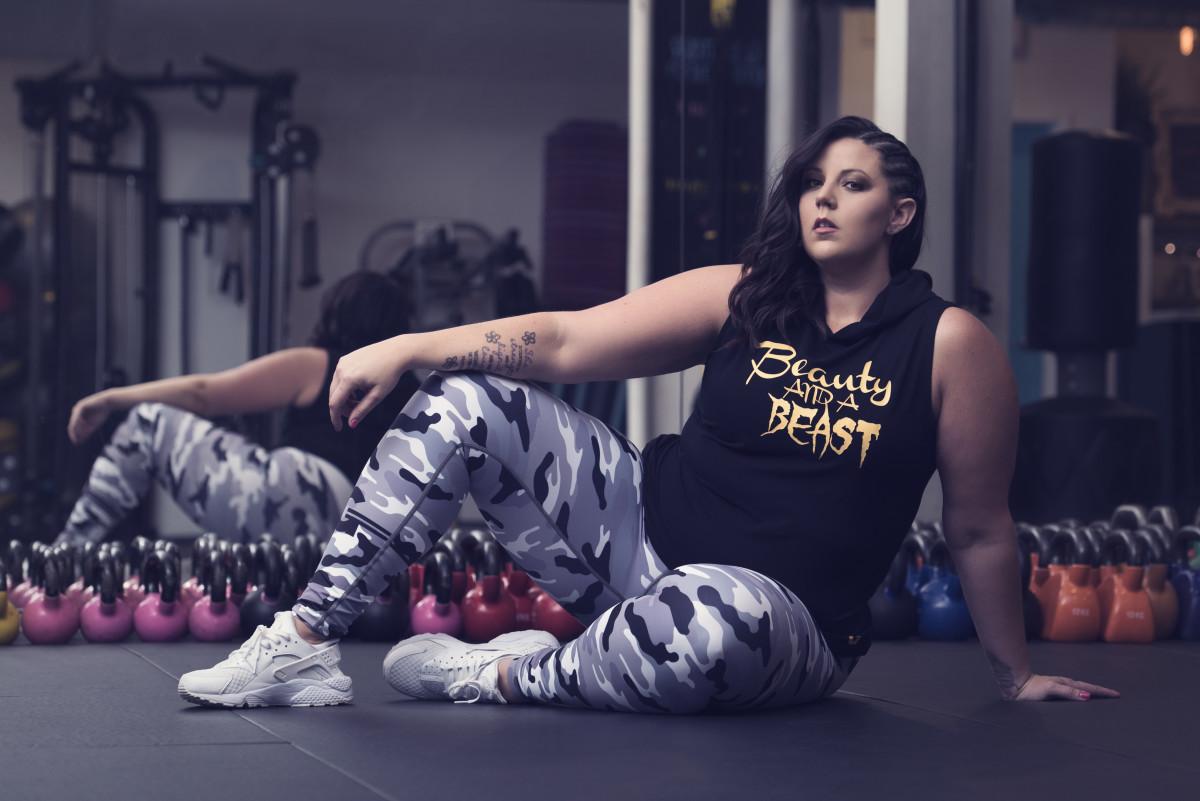 53efa15f96 Fitness Friday – My Kick Ass Combo – Hourglass Workout and GRRRL ...